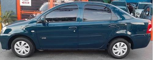 etios x sedan 1.5 flex 16v 4p aut./comp+bcs em couro+midia