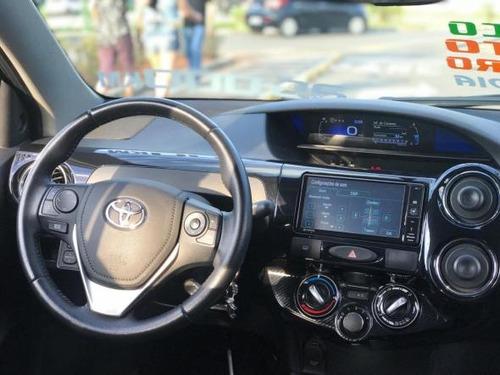 etios xls sedan 1.5 flex 16v 4p aut.