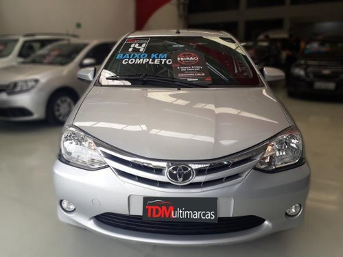 etios xls sedan 1.5 flex 16v 4p mec. 2015