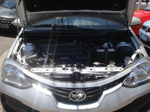 etios xs sedan 1.5 flex 16v 4p aut.