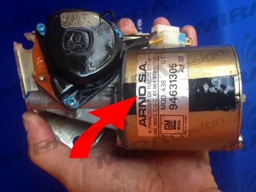 etiqueta adesiva arno limpador parabrisa monza kadett até 93