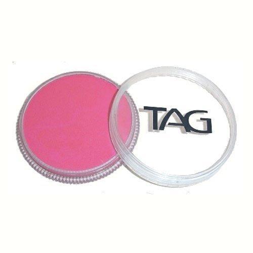 etiqueta cara paints rosa 32 g