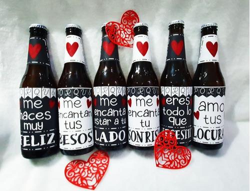 etiqueta imprimible san valentín