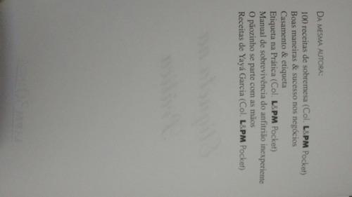 etiqueta na prática - celia ribeiro