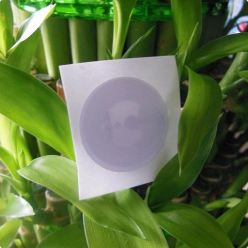 etiqueta nfc ntag215 en blanco adherible - precio por pieza