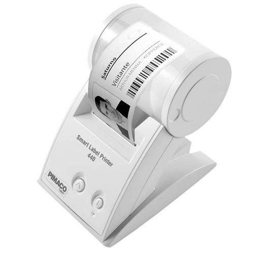 etiqueta pimaco slp srl 54x101 - 5 rolos - 850 etiquetas