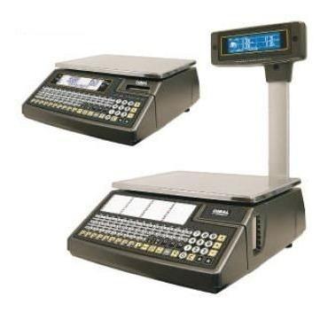 etiqueta témica para balanza electronica