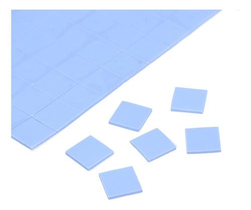 etiqueta térmica de sílice para la tarjeta gráfica de la cpu