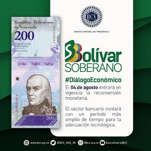 etiquetador de precios bolívar soberano