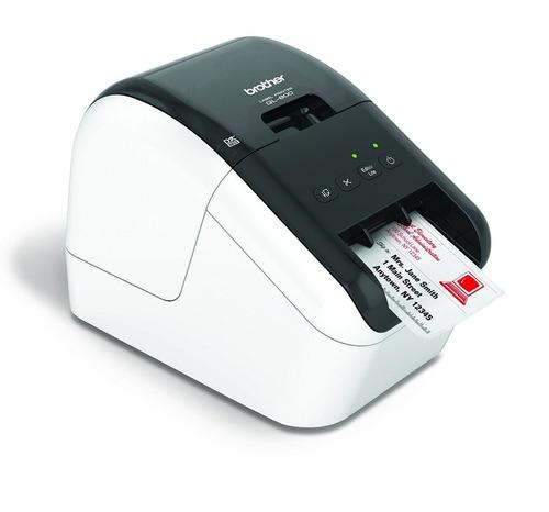 etiquetadora de escritorio brother ql-800