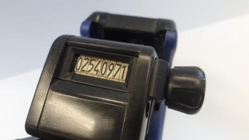 etiquetadora de precios jolly italiana jh8-8 díg (s caja) ld5d