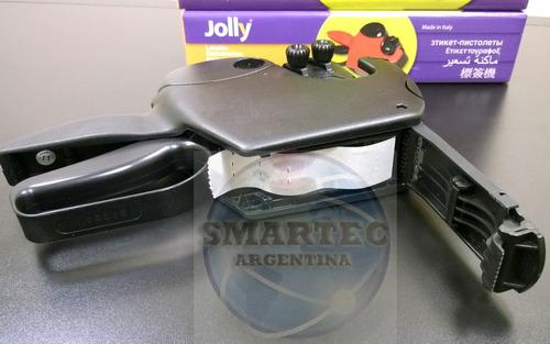 etiquetadora manual jolly jc20 - made in italy