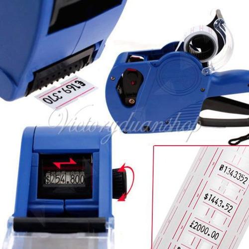 etiquetadora maquina para etiquetar poner label precios