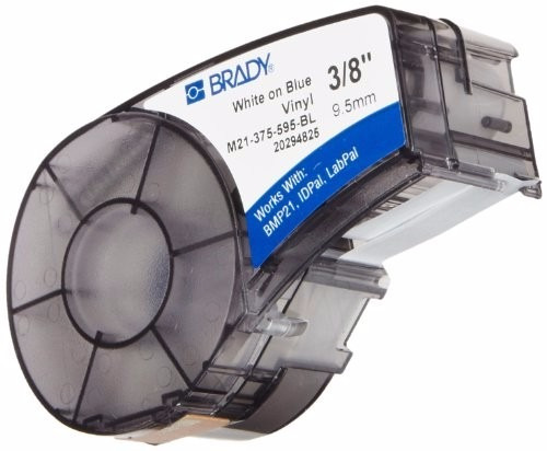 etiquetadora portatil bmp21-plus y suministros