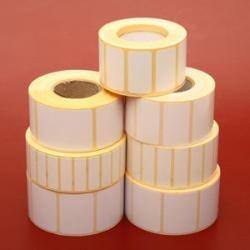 Etiquetas Adheribles Para Impresoras Termicas Codigo