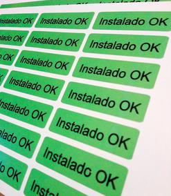 6699d48f2 Flexografica 4 Colores Etiquetas Cintas Adhesivas Impresas - Industrias y  Oficinas en Mercado Libre Argentina