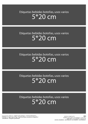 etiquetas botellas buho lechuza   bg59
