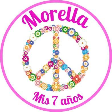 etiquetas candy bar personalizadas simbolo de la paz 29 99 en