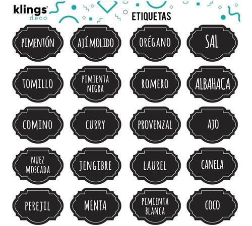 etiquetas condimentos - frasco  especies varios diseños