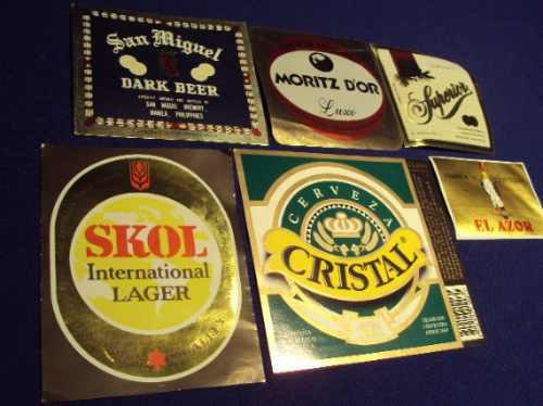 etiquetas de cerveza internacionales coleccion (6)