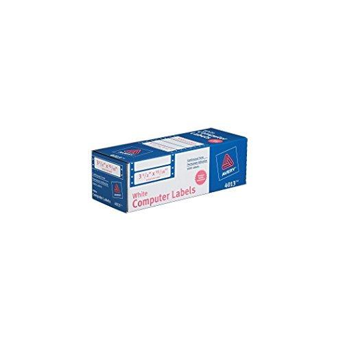 etiquetas de direcciónavery blanco 3 12 x 1516 pulgadas d..