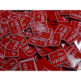Etiquetas De Goma