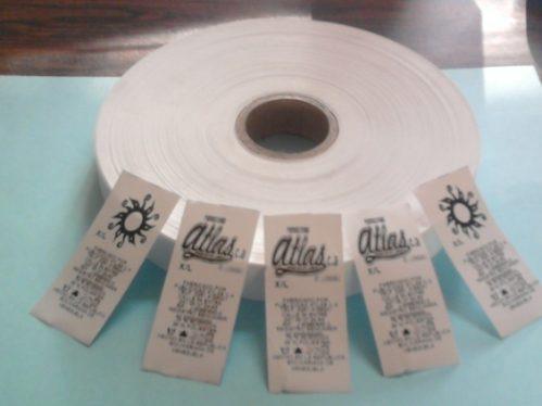 etiquetas en cuero sencamer nylon raso y mas