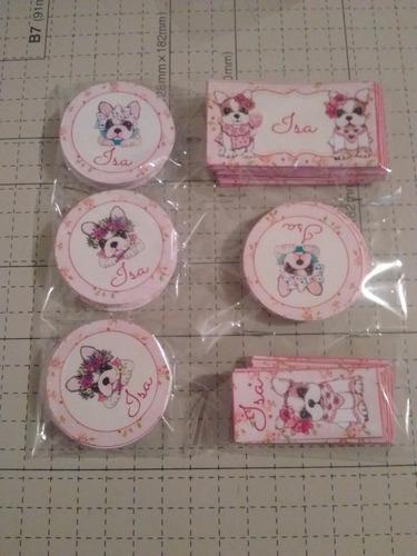 etiquetas golosinas candy bar stickers personalizados