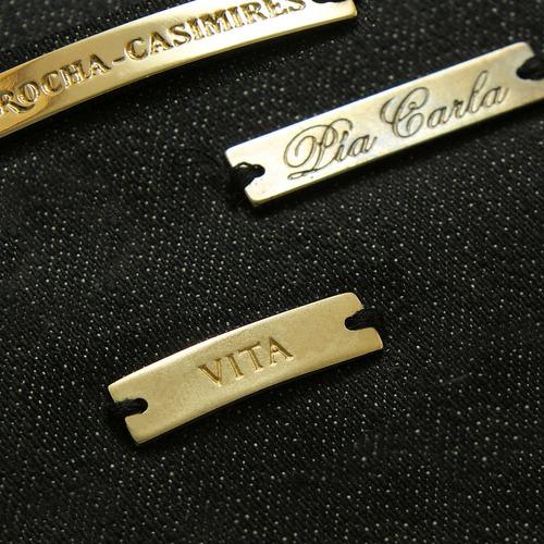 etiquetas metálicas personalizadas, botones,tachas, remaches