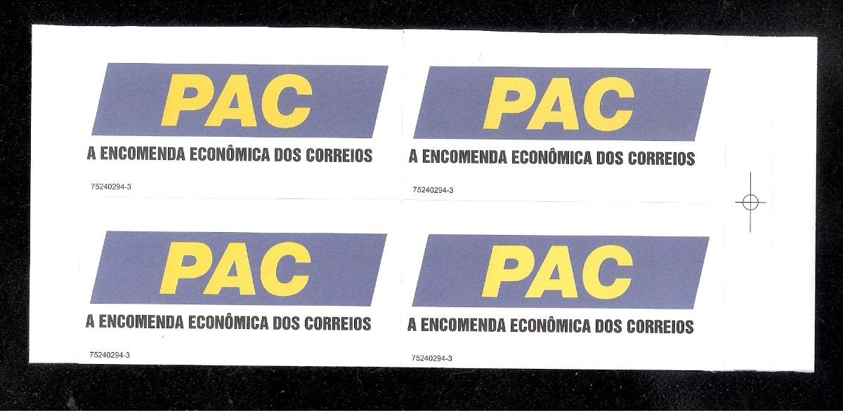 Resultado de imagem para ETIQUETAS DO PAC