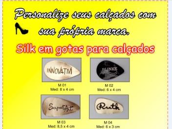 8211e71f9 Etiquetas Para Calçados Personalizadas Kit 300 Pares - R$ 230,00 em ...