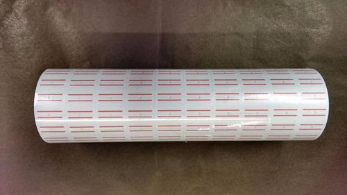 etiquetas para etiquetadora modelo 5500 - 10 rolos