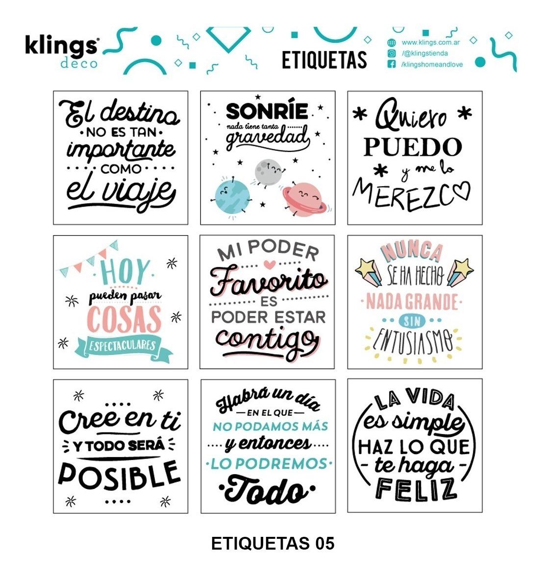 Etiquetas Para Frascos Frases Transparente
