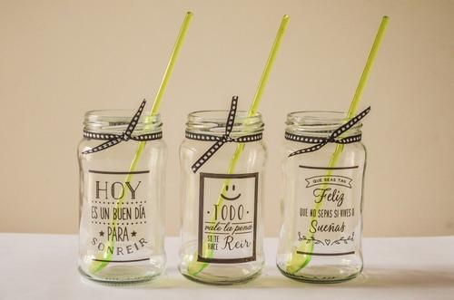 etiquetas para frascos x10 unidades vinilo transparente