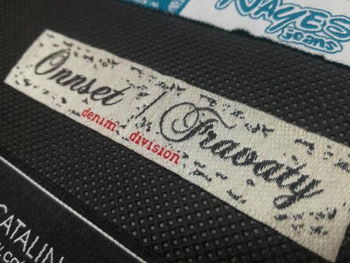 etiquetas para ropa etiquetas con logo