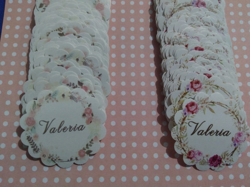 etiquetas personalizadas boda / xv años / bautizo / baby s.