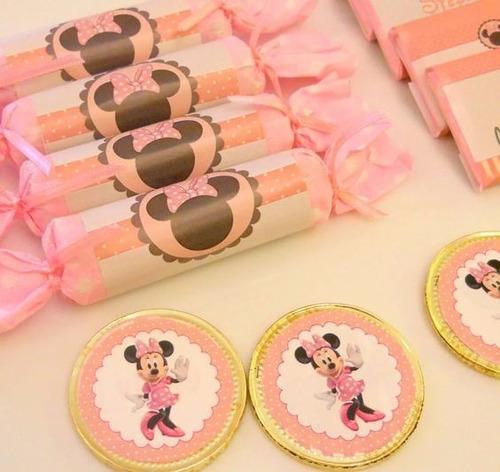 etiquetas personalizadas para golosinas - candy bar