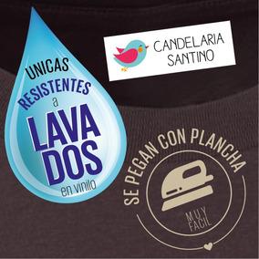 a1b4ce6fd Etiquetas Con Nombre Para Pegar Con La Plancha en Mercado Libre Argentina