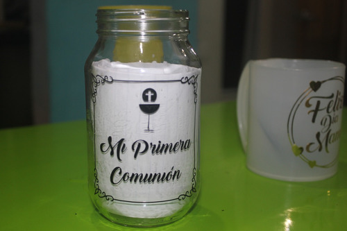 etiquetas , stickers, calcomanias para vasos personalizados