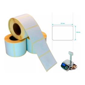 Etiquetas Termicas 55x44 Top Report Cuora Caja X 60 Rollo