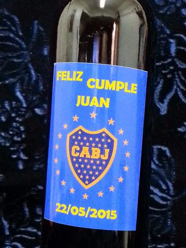 etiquetas vinos personalizadas