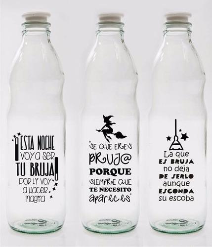 etiquetas/stickers autoadhesivas frascos/botellas