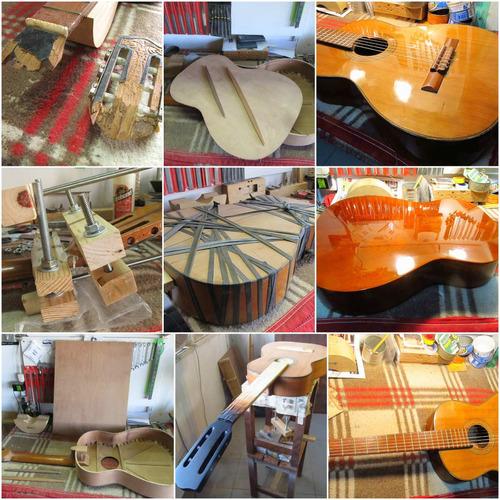 etorch luthier - luthería zona norte - guitarras y bajos