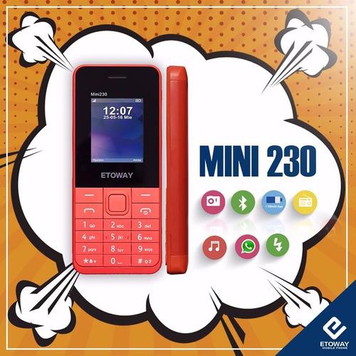 etoway mini230, básico con juegos, nuevos y gratis....
