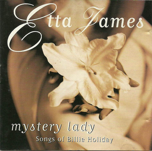 etta james mystery lade songs of billie holiday