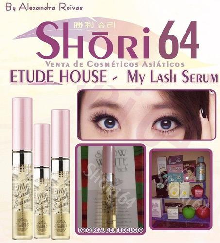 etude house - my lash serum - entrega inmediata!