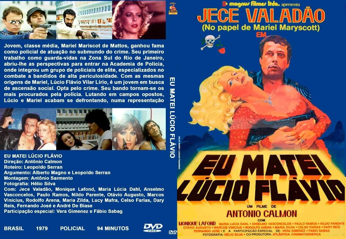 Resultado de imagem para Eu Matei Lúcio Flávio 1979