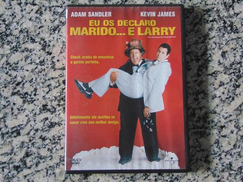 eu os declaro marido... e larry (dvd orginal)