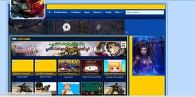 adda9a6a5d Vendo 5 Sites De Jogos Browser Game Online - Video Games no Mercado ...