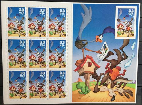eua & inglaterra lote timbres y packs 9 fotos nuevos impecab